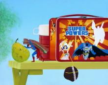 Super Powers Gotta' Eat, Too